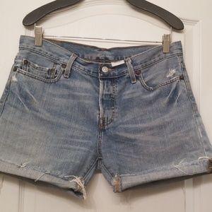 Levi's 501 Urban Renewal shorts